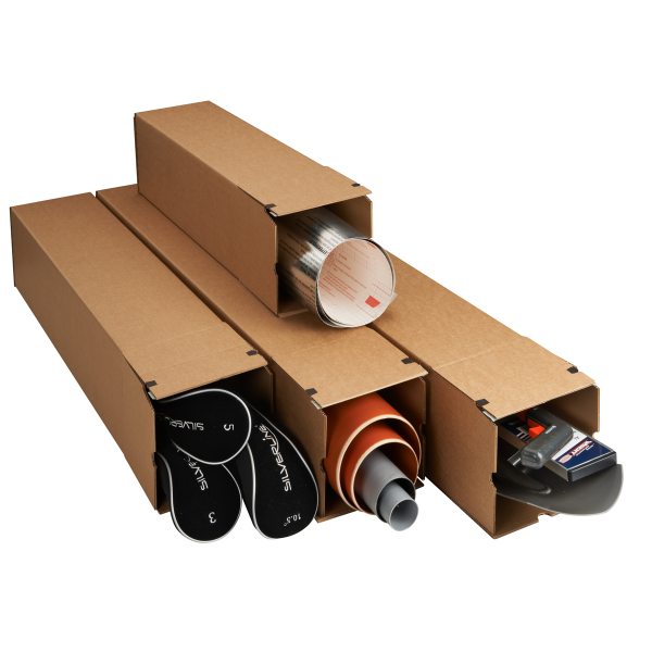 Versandkarton | Versandhülsen | Kartonhülse XL | Verpackungskarton | Warenkarton | Kartonversand24.de