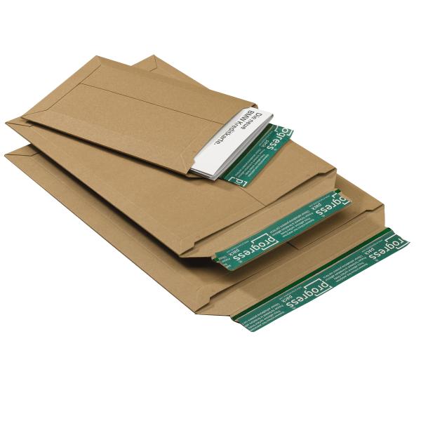 Versandtasche Vollpappe | Versandtaschen aus Vollpappe | Versand-Tasche | Karton | Kartonversand24.de